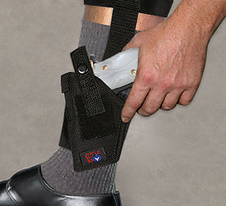 Ankle Holster Small Autos Left Handed | Handgun Grips